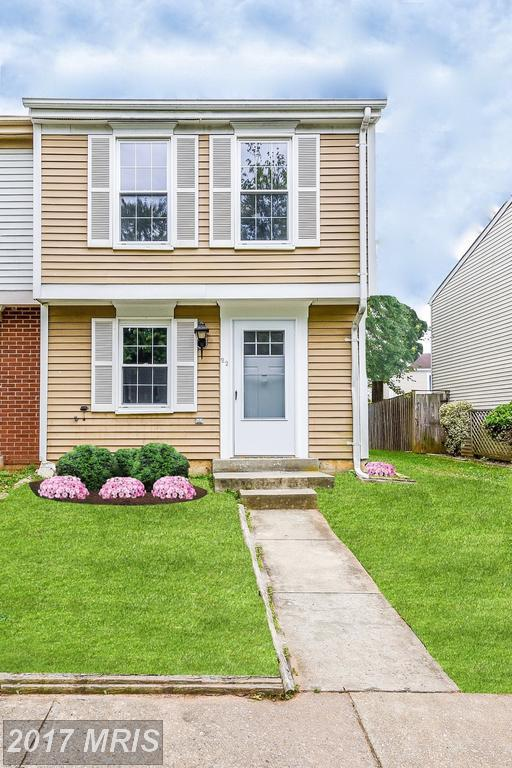 22 Cross Ridge Court, Germantown, MD 20874 (#MC10054728) :: Pearson Smith Realty