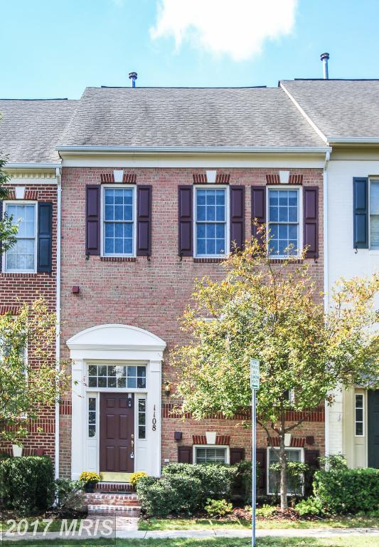 1108 Grand Champion Drive, Rockville, MD 20850 (#MC10059398) :: Dart Homes