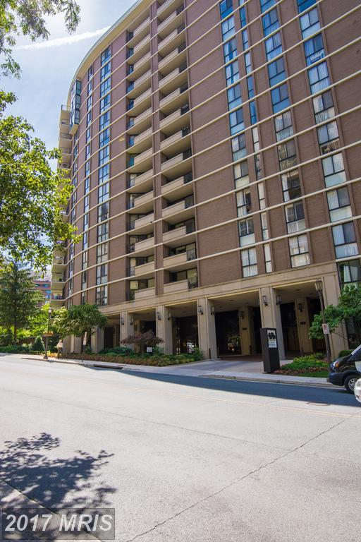 4620 Park Avenue 1503E, Chevy Chase, MD 20815 (#MC10060042) :: The Sky Group