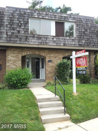 436 West Deer Park Road 9-B, Gaithersburg, MD 20877 (#MC10060493) :: Dart Homes