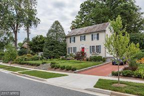 7503 Meadow Lane, Chevy Chase, MD 20815 (#MC10070062) :: Pearson Smith Realty