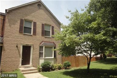 920 Wild Forest Drive, Gaithersburg, MD 20879 (#MC10076776) :: The Sebeck Team of RE/MAX Preferred