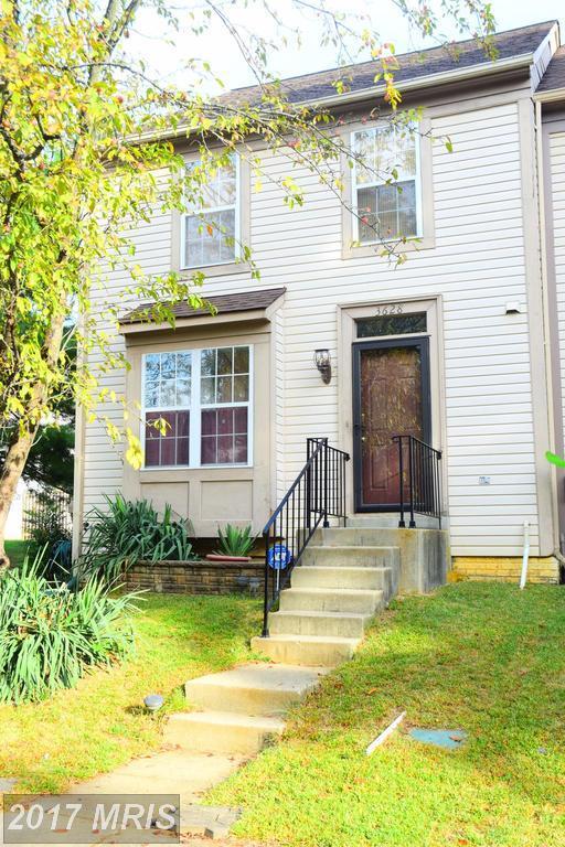 3628 Childress Terrace, Burtonsville, MD 20866 (#MC10077606) :: LoCoMusings