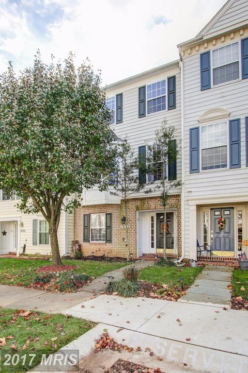 7822 Yankee Harbor Drive, Gaithersburg, MD 20886 (#MC10105852) :: Pearson Smith Realty