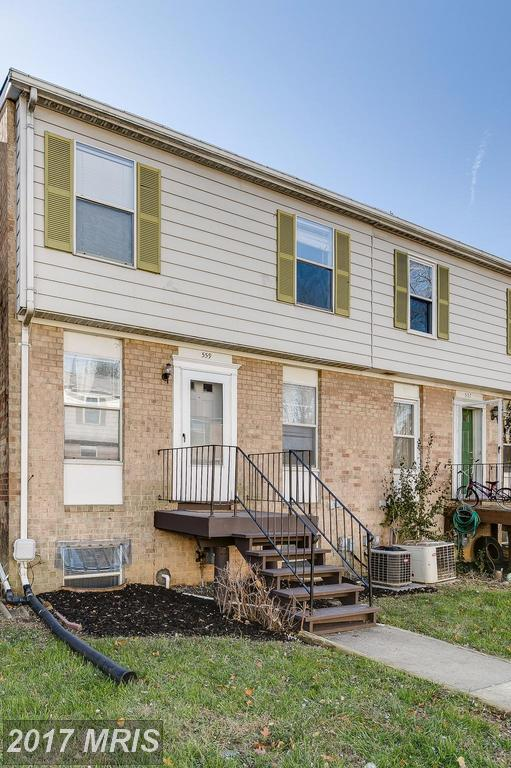 559 W Diamond Avenue, Gaithersburg, MD 20877 (#MC10107488) :: Blackwell Real Estate