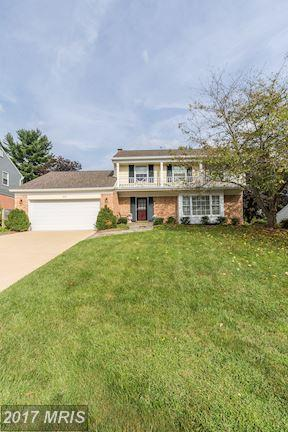 8713 Sleepy Hollow Lane, Rockville, MD 20854 (#MC10108369) :: Dart Homes