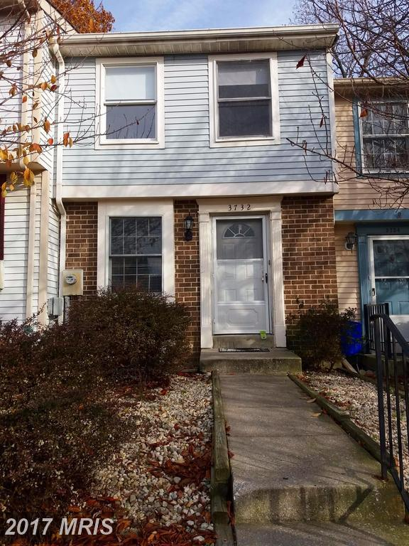 3732 Castle Terrace 120-141, Silver Spring, MD 20904 (#MC10117659) :: The Sky Group