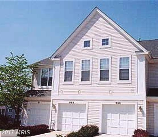 983 Hillside Lake Terrace #902, Gaithersburg, MD 20878 (#MC10121234) :: The Sebeck Team of RE/MAX Preferred