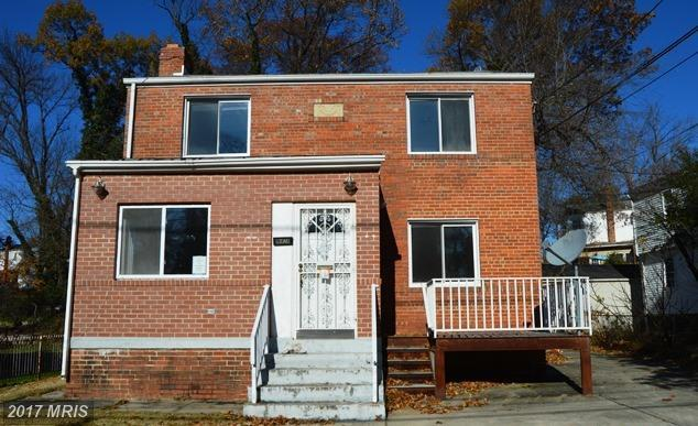 714 Forston Street, Takoma Park, MD 20912 (#MC10121357) :: The Withrow Group at Long & Foster