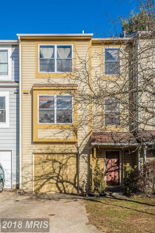 11109 Weatherburn Place, Gaithersburg, MD 20879 (#MC10135495) :: The Withrow Group at Long & Foster