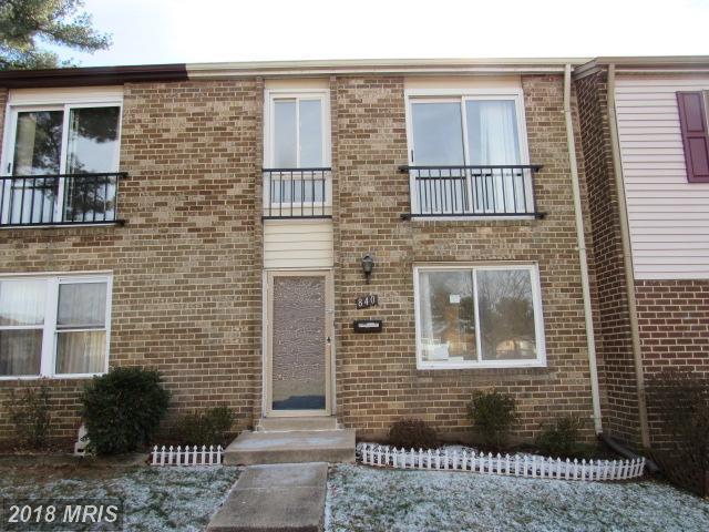 840 West Side Drive 13-B, Gaithersburg, MD 20878 (#MC10138454) :: The Katie Nicholson Team