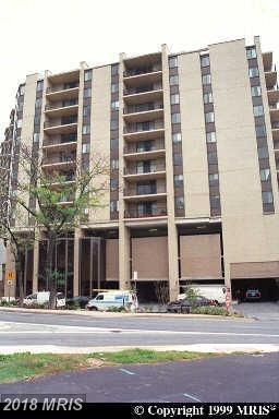 4242 East West Highway #515, Chevy Chase, MD 20815 (#MC10157429) :: Long & Foster