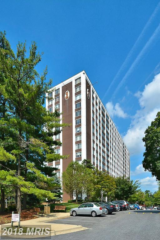 11801 Rockville Pike #1103, Rockville, MD 20852 (#MC10177007) :: Provident Real Estate
