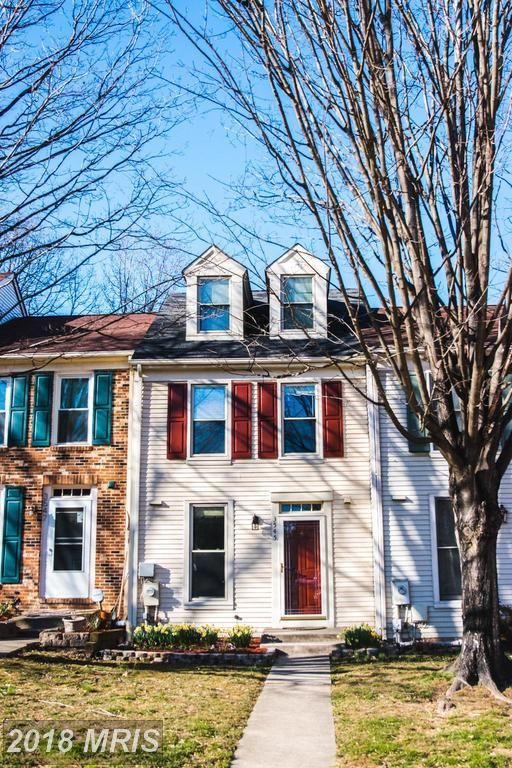 3545 Bruton Parish Way #24, Silver Spring, MD 20904 (#MC10185090) :: The Withrow Group at Long & Foster