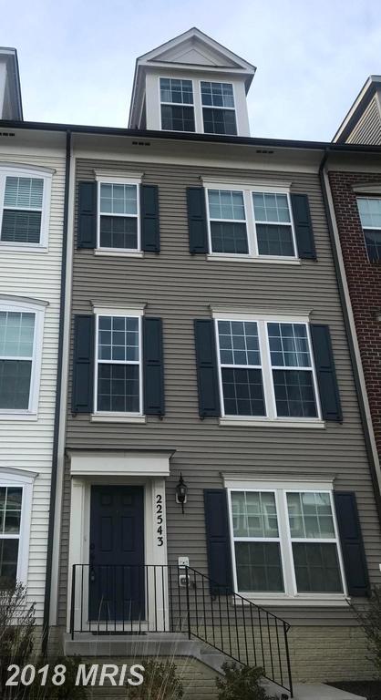 22543 Phillips Street #1603, Clarksburg, MD 20871 (#MC10189593) :: The Sebeck Team of RE/MAX Preferred