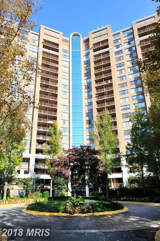 10101 Grosvenor Place #1513, Rockville, MD 20852 (#MC10200859) :: Dart Homes