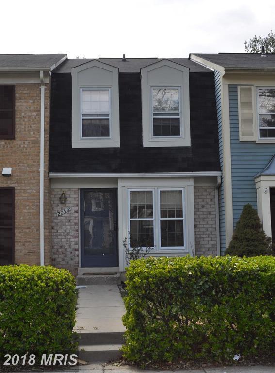 20518 Sterncroft Court, Montgomery Village, MD 20886 (#MC10208929) :: RE/MAX Success