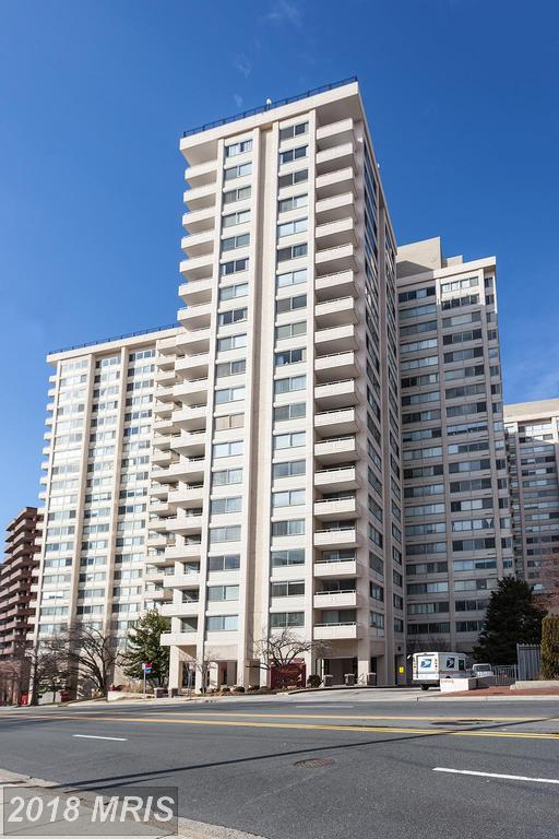 4515 Willard Avenue 1715S, Chevy Chase, MD 20815 (#MC10209112) :: The Daniel Register Group