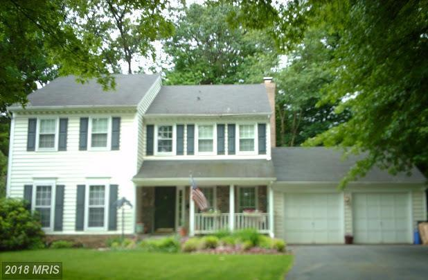 19901 Silverfield Drive N, Montgomery Village, MD 20886 (#MC10231905) :: The Gus Anthony Team