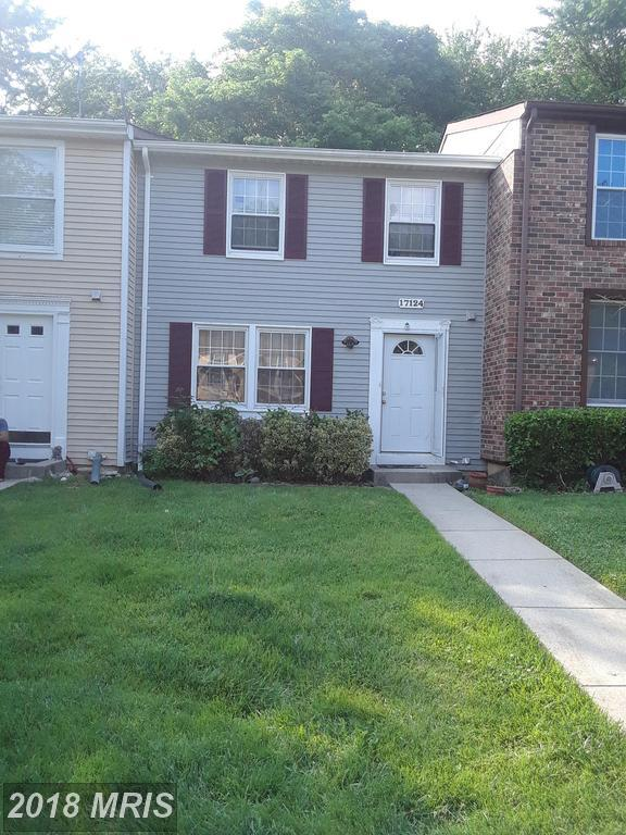 17124 Moss Side Lane #61, Olney, MD 20832 (#MC10243092) :: The Withrow Group at Long & Foster