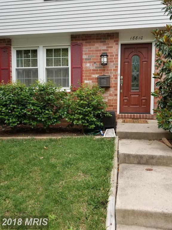 18810 Creeper Lane, Gaithersburg, MD 20879 (#MC10248929) :: The Maryland Group of Long & Foster