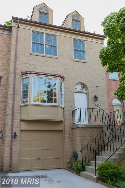 327 Lynn Manor Drive, Rockville, MD 20850 (#MC10251009) :: The Maryland Group of Long & Foster