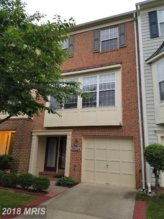 20224 Yankee Harbor Place, Montgomery Village, MD 20886 (#MC10263885) :: Keller Williams Pat Hiban Real Estate Group