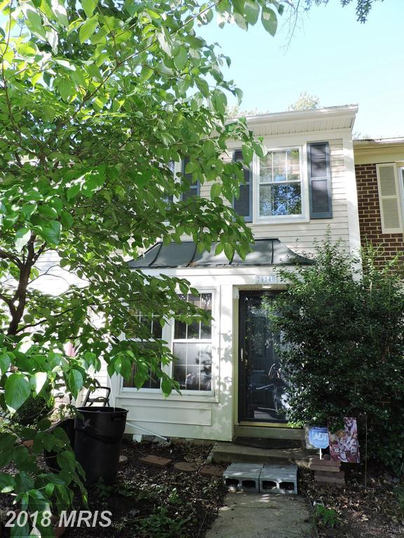 20540 Strath Haven Drive, Montgomery Village, MD 20886 (#MC10272235) :: RE/MAX Success