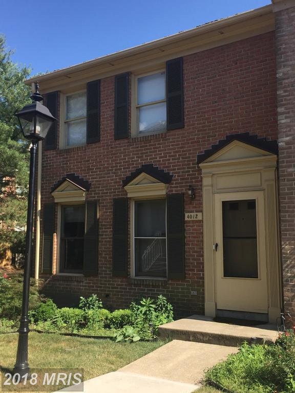 4012 Norbeck Square Drive, Rockville, MD 20853 (#MC10302026) :: The Katie Nicholson Team