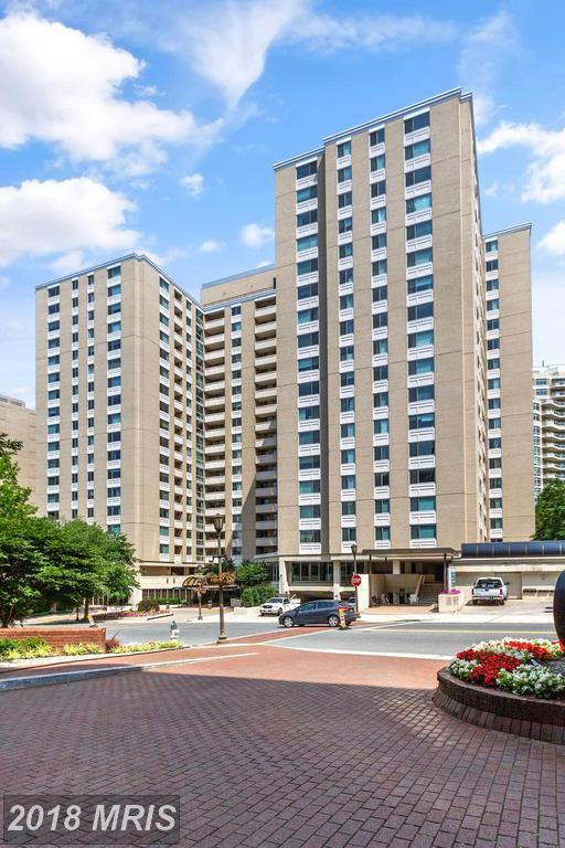 4601 Park Avenue 507-G, Chevy Chase, MD 20815 (#MC10302495) :: The Daniel Register Group