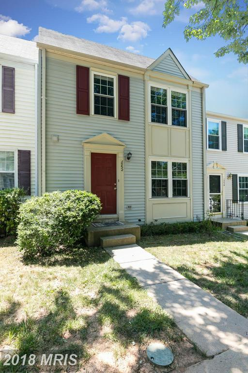 10612 Forest Landing Way, Rockville, MD 20850 (#MC10303451) :: The Sebeck Team of RE/MAX Preferred