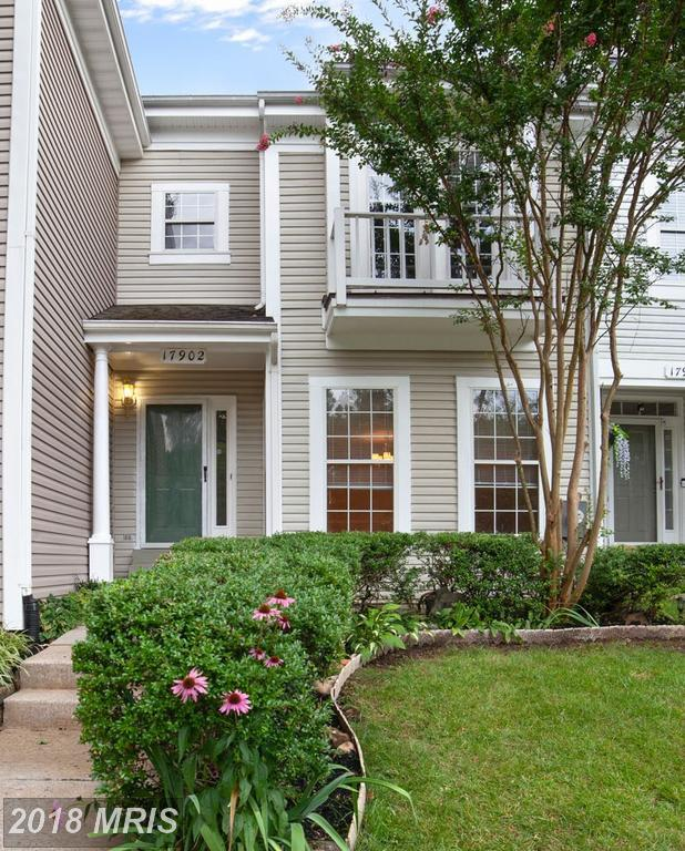 17902 Shotley Bridge Place, Olney, MD 20832 (#MC10305612) :: The Daniel Register Group