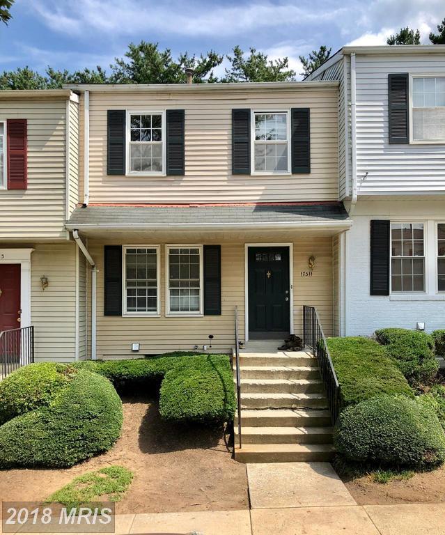 17511 Sabrina Terrace, Derwood, MD 20855 (#MC10318557) :: RE/MAX Success