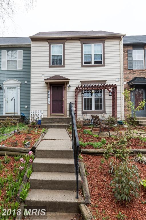 20013 Apperson Place, Germantown, MD 20876 (#MC10325861) :: RE/MAX Success