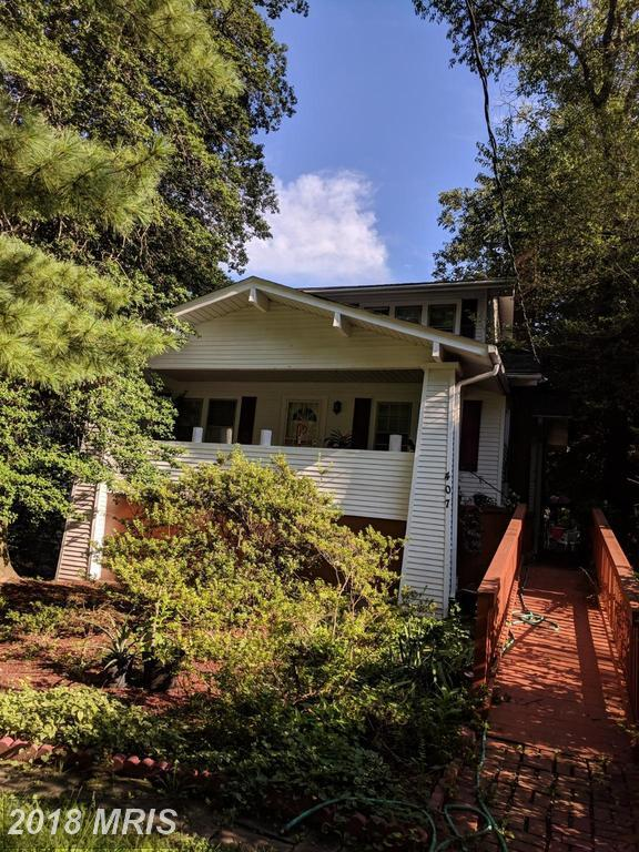 407 Elm Avenue, Takoma Park, MD 20912 (#MC9012685) :: Keller Williams Pat Hiban Real Estate Group