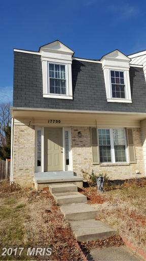 17700 Chipping Court, Olney, MD 20832 (#MC9840213) :: LoCoMusings