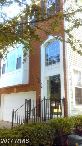 76 Inkberry Circle, Gaithersburg, MD 20877 (#MC9946683) :: Pearson Smith Realty