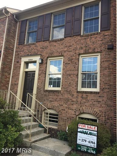10504 Grove Ridge Place #48, Rockville, MD 20852 (#MC9981000) :: LoCoMusings