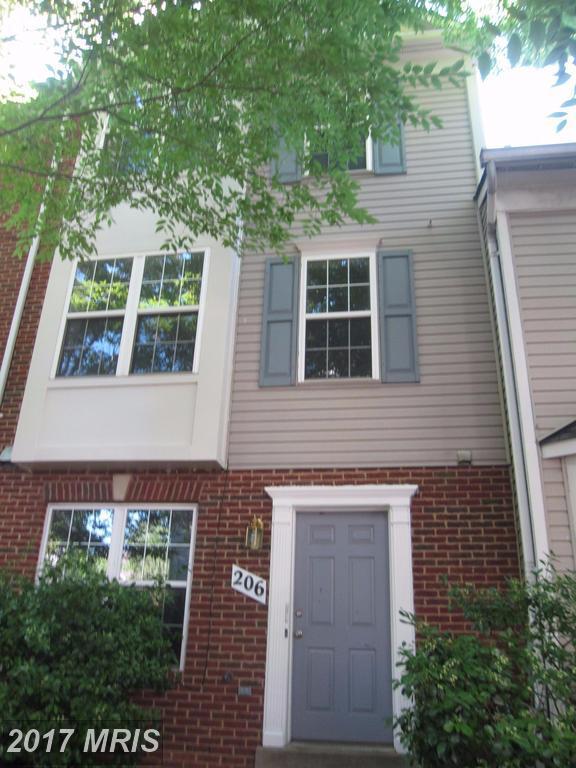 206 Swarthmore Avenue, Gaithersburg, MD 20877 (#MC9990588) :: Pearson Smith Realty