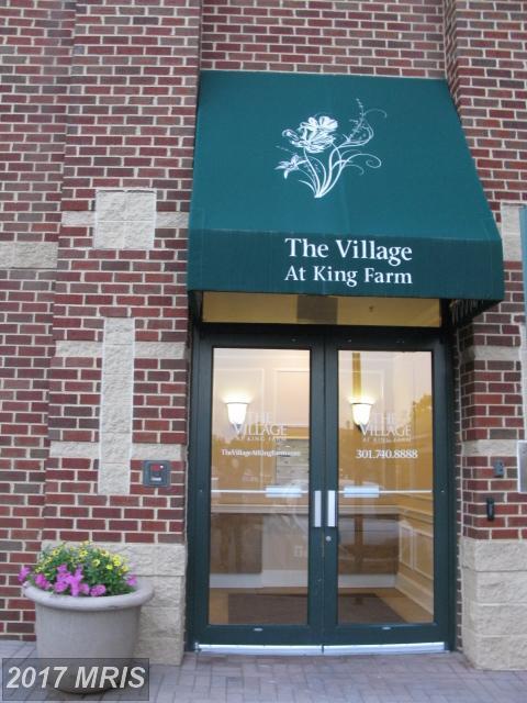 404 King Farm Boulevard #5, Rockville, MD 20850 (#MC9995686) :: LoCoMusings