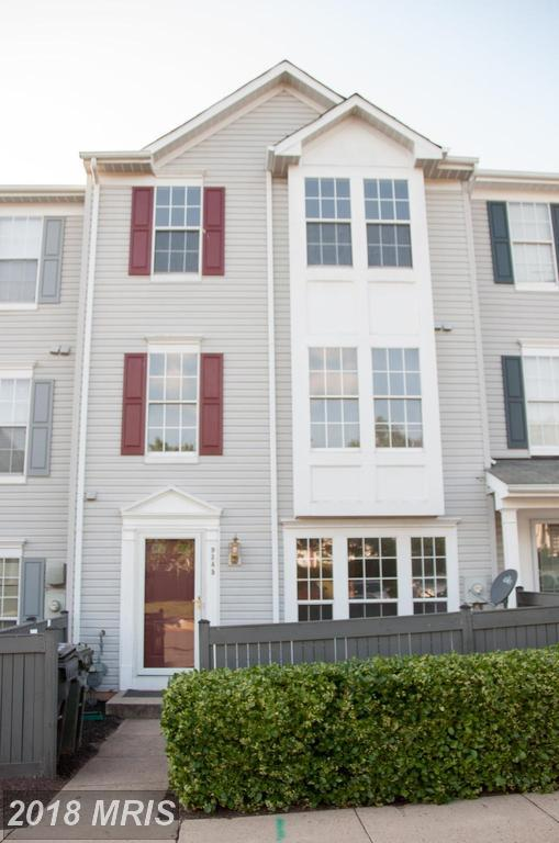 9345 Wax Myrtle Way, Manassas, VA 20110 (#MN10287430) :: Gail Nyman Group