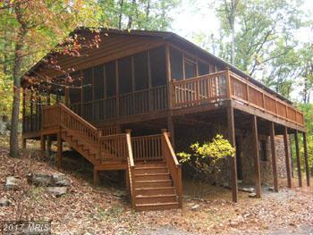 91 Shadow Rock Lane, Great Cacapon, WV 25422 (#MO9988248) :: Pearson Smith Realty