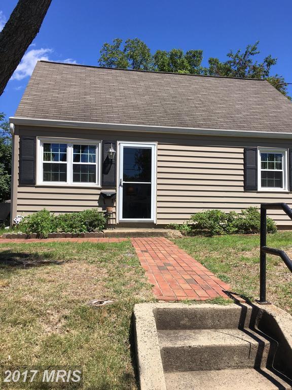172 Manassas Drive, Manassas Park, VA 20111 (#MP10025075) :: Pearson Smith Realty