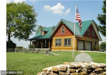 17391 Zachary Taylor Hwy, Orange, VA 22960 (#OR10217196) :: The Nemerow Team