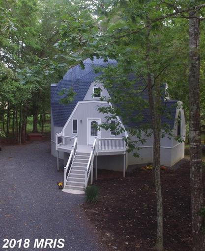 127 Yorktown Boulevard, Locust Grove, VA 22508 (#OR10350154) :: Browning Homes Group