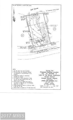 117 Gold Rush Drive, Locust Grove, VA 22508 (#OR9868823) :: Robyn Burdett Real Estate Group