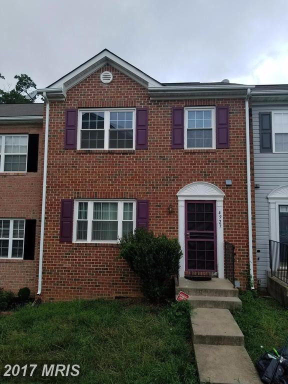 4927 Wall Flower Way, Oxon Hill, MD 20745 (#PG10011487) :: Pearson Smith Realty