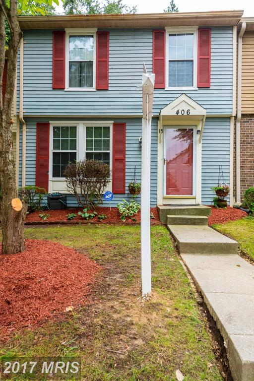 406 Shady Glen Drive, Capitol Heights, MD 20743 (#PG10032909) :: The Sebeck Team of RE/MAX Preferred