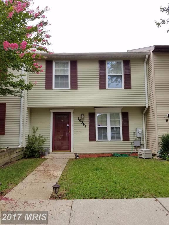16341 Pennsbury Way, Bowie, MD 20716 (#PG10034498) :: The Sebeck Team of RE/MAX Preferred