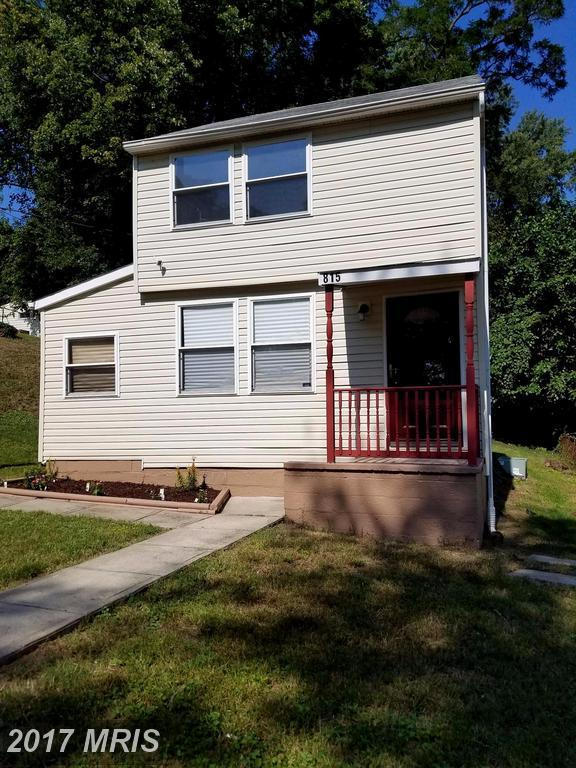 815 Kayak Avenue, Capitol Heights, MD 20743 (#PG10039165) :: Pearson Smith Realty